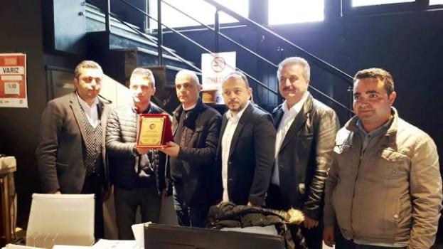 Boyabat TSO İstihdama Yüksek Katkı Sağlayan Üyelere Plaket Verildi…
