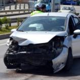 SİNOP CHP Merkez İlçe Başkan Trafik Kazasında Yaralandı