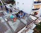 Çalıştığı İnşaatta Elektrik Akımına Kapılan Bir İşçi Ağır Yaralandı…