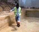 Kamerunlu Genç, Futbol Oynamak İçin Geldiği Sinop'ta Gündelik İşlerde Çalışıyor…