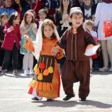 Boyabat'ta 23 Nisan Ulusal Egemenlik ve Çocuk Bayramı Coşku İle Kutlandı….