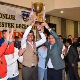 """Boyabat 1868 Spor """"KOCA"""" Şampiyonluğu Kutladı…"""