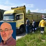 Ali Erol Yazdı ; Sanayi Sitesindeki Kaza mı ?