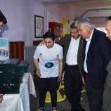 """Boyabat'ta Tübitak 4006 Bilim Fuarı Açıldı, Gençler Başımıza """" İcat Açtı""""…."""
