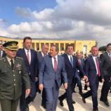 CHP'Lİ Başkanlar Tam Kadro Anıtkabir'i Ziyaret Etti…