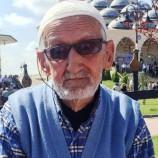 Dedeye Teravihe Giderken Araba Çarptı, Şoför Olay Yerinden Kaçtı…