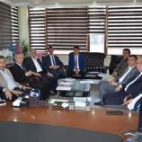 Vekil Nazım Maviş; Ak Belediyecilik, Hizmette Ezber Bozacak….
