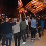 Galatasaray'ın 22.Şampiyonluğu Boyabat'ta Coşku İle Kutlandı….