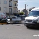 Boyabat'ta Minibüsle Otomobil Çarpıştı, 2 Yaralı…