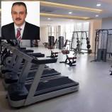 Başkan Ferhat Yıldız ; Fitness Salonu Boyabat'a Hayırlı Olsun..