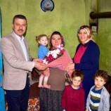 Boyabat'ta Nursel Kocakurt Hanımefendi Yılın Annesi Seçildi…