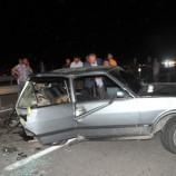 Sinop Samsun Yolunda Feci Kaza 2 Ölü 3 Yaralı…