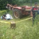 Ot Biçme Makinasına Sıkışan Çiftçi Hayatını Kaybetti…