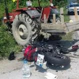 Durağan-Boyabat Yolunda Feci Kaza, 2 Ağır Yaralı…