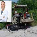 SON Dakika ; Boyabat –Durağandaki,  Kazada Yaralanan Doktor Hayatını Kaybetti…