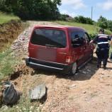 Sinop Yolunda Trafik Kazası, 3 Yaralı…