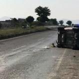 Boyabat Tekke Köyü Mevkide Feci Trafik Kazası, 1 Ölü, 4 Yaralı…