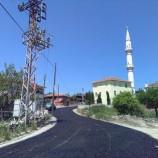 Boyabat'ta Köy Yolları Asfaltlanıyor…