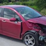 Durağanlı Dalkılıç Ailesi Boyabat Yolunda Trafik Kazası Geçirdi….