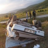 Boyabat- Saraydüzü Yolunda Feci Trafik Kazası, 1 Ağır 2 Yaralı…