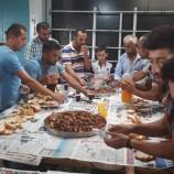 Boyabat Kardeşler Pen Ve Gökhan Mermer Ve Granit Adak Kurbanı Yemeği Verdi..