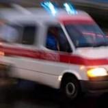 Çatıdan Düşen Vatandaş Hastaneye Kaldırıldı….