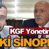 Federasyon Yönetimine İki Sinoplu !….