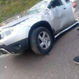 Sinop'ta Trafik Kazası 5 Yaralı …