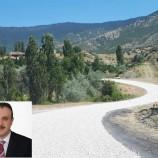 Başkan Ferhat Yıldız ; Asfaltlama Çalışması Köylerimize Hayırlı Olsun….
