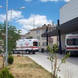 Boyabat Karacaören Köyünde Otomobil Yaya Çarptı, 1 Ağır Yaralı..