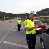 Boyabat'ta Trafik Denetimleri Hız Kesmiyor…