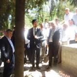 Büyük Elci , Mühendis Kovac'ın Mezarının Başında…