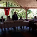 AK Partili Belediye Başkanları Boyabat'ta Toplandı….