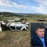 ACI Haber ; Trafik Kazasında Yaralanan 35 Yaşındaki Genç Yaşam Mücadelesini Kaybetti…