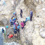 30 Metrelik Uçurumdan Düşen Şahıs Yaralandı…