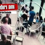 Sinopta Yemek Yiyen Aileye Saldırı Güvenlik Kamerasına Yansıdı, İşte Dehşet Anları…