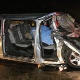 Gurbetçi Aile Traktöre Arkadan Çarptı! 1 Ölü, 6 Yaralı…