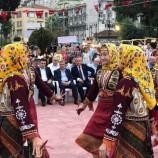 45.Gerze Kültür Ve Sanat Festivali Muhteşem Başladı..