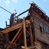 Sinop'ta Tarihi Rum Evleri Restore Ediliyor…