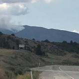 Son Dakika ; Boyabat İmam Köyü Mevkide Orman Yangını..