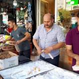Boyabat'ta Arefe Bereketi, Şekerçiler Ve Esnaf Yoğun Mesaide…