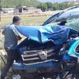 Durağan'da Korkunç Kaza, 1 Ölü, 2 Ağır Yaralı…