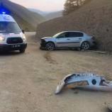 Trafik Kazaları Hız Kesmiyor, Bir Günlük Bilanço ; 4 Ayrı Trafik Kazasında 15 Kişi Yaralandı…
