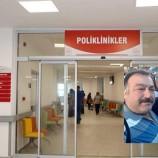 Vekil Nazım Maviş Hastaneye Yatırıldı…
