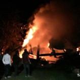 SON Dakika; Gazidere Tabaklı Köyünde Yangın Söndürüldü..