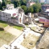 Sinop'taki kazıda 1500 yıllık kilise kalıntıları bulundu…