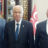 Milliyetçi Hareket Partisi Sinop İl Başkanı Ali Çakır Oldu…