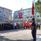 Boyabat'ta 19 Eylül Gaziler Günü Törenle Kutlandı…
