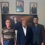 Boyabat MHP İlçe Başkanı Engin Aydın'dan Sinop İl Başkanı Ali Çakır'a Hayırlı Olsun Ziyareti…
