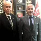 Sinop MHP İl Başkanı Fahri Ulusoy İstifa Etti….